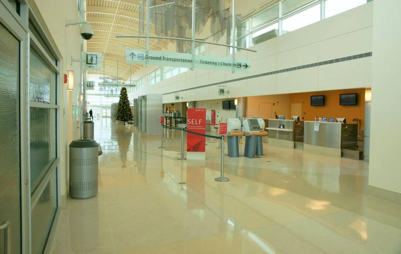 Southwest Georgia Regional Airport with Terrazzo Flooring | Doyle Dickerson Terrazzo