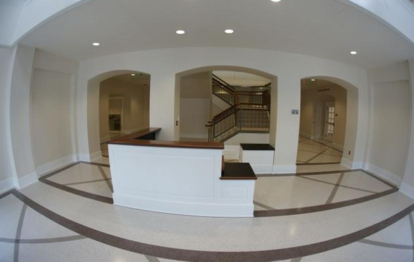 Terrazzo Interiors