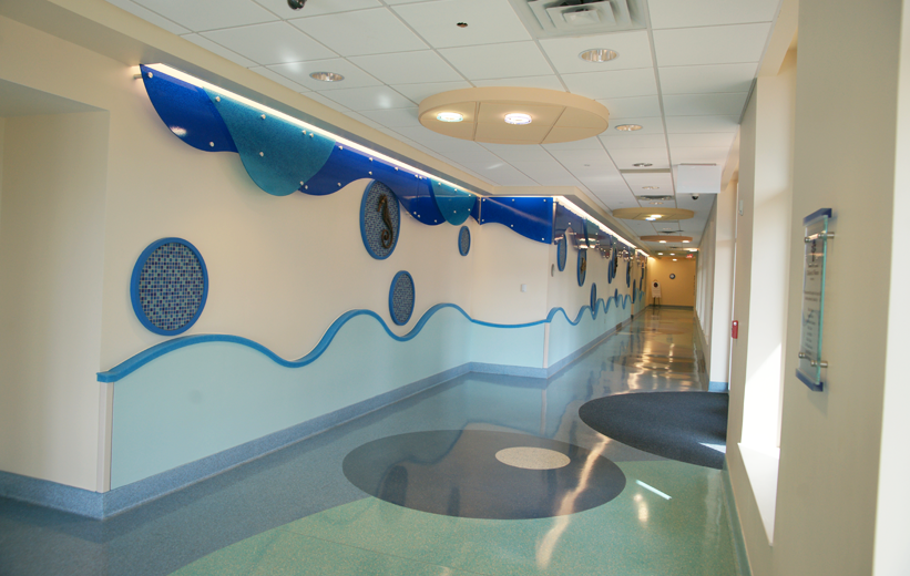 Terrazzo for Hospital Flooring