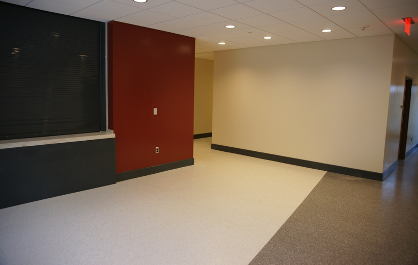 University of Maryland Terrazzo Flooring Installation