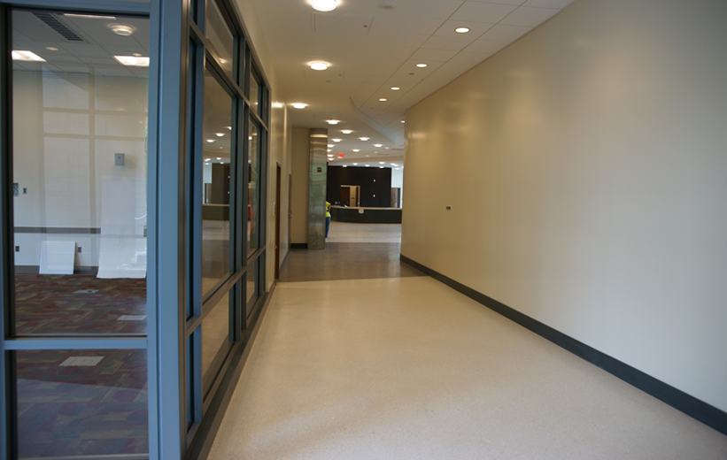 Terrazzo Flooring at the University of Maryland