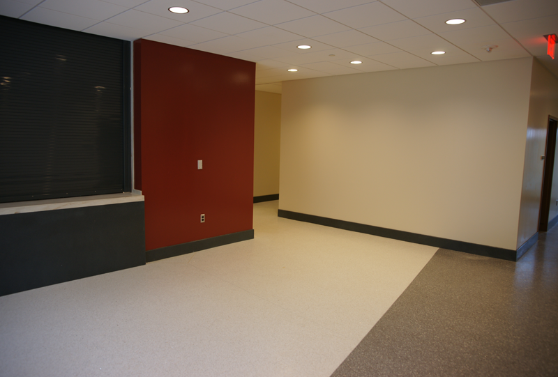 University of Maryland Terrazzo Installation