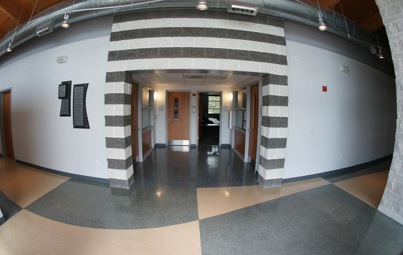William Bethune Center for Visual Arts Terrazzo Project