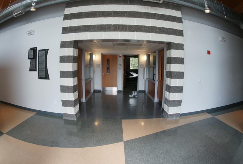 William Bethune Center for Visual Arts Terrazzo Flooring