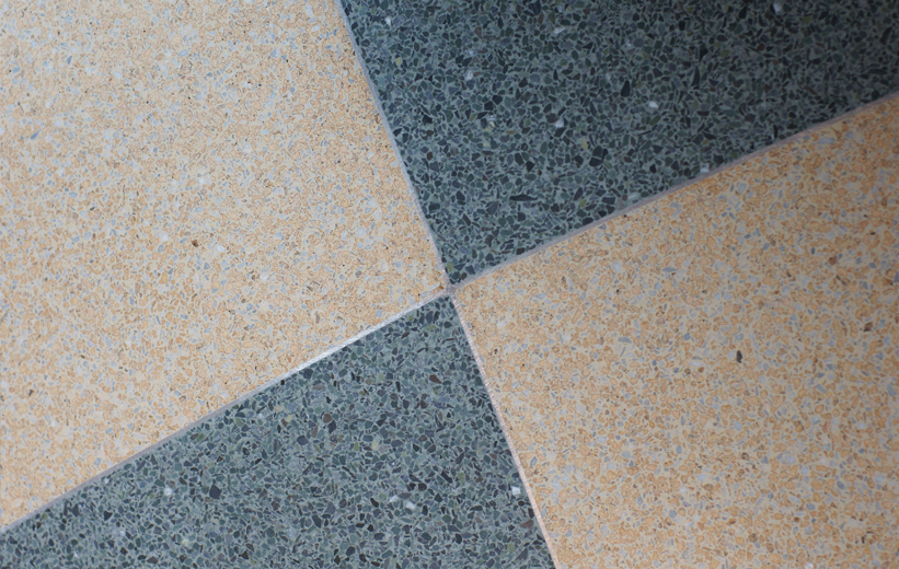 poured terrazzo flooring | Doyle Dickerson Terrazzo