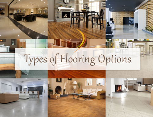 Types of Flooring Options