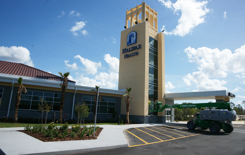Halifax Deltona Health in Florida