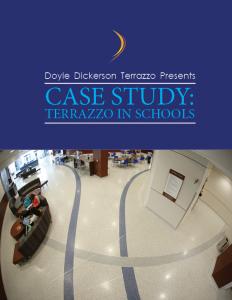 Case Study: Terrazzo in Hospitals