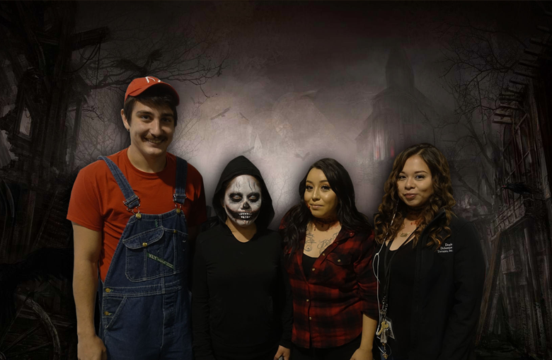 Doyle Dickerson Terrazzo Halloween 2017