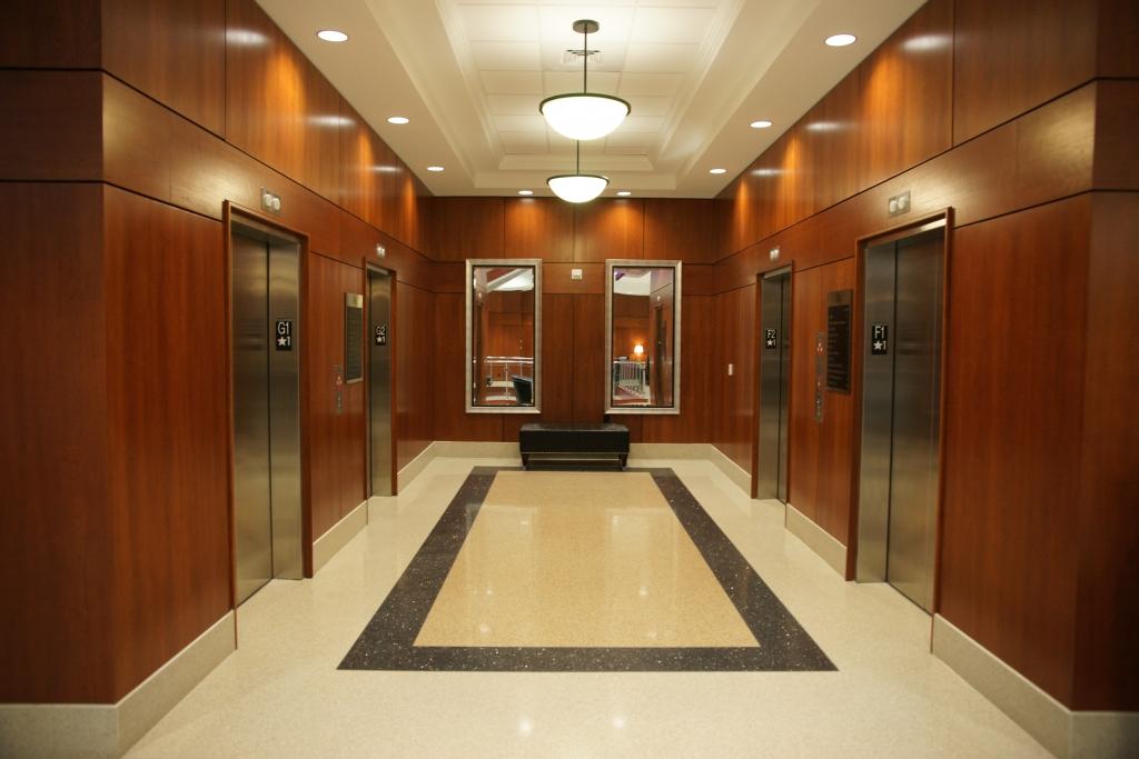 Terrazzo Office Design