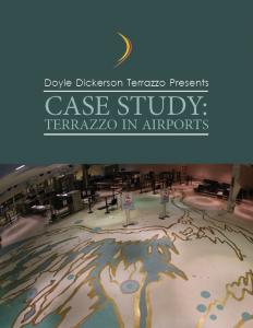 Case Study: Terrazzo In Airports