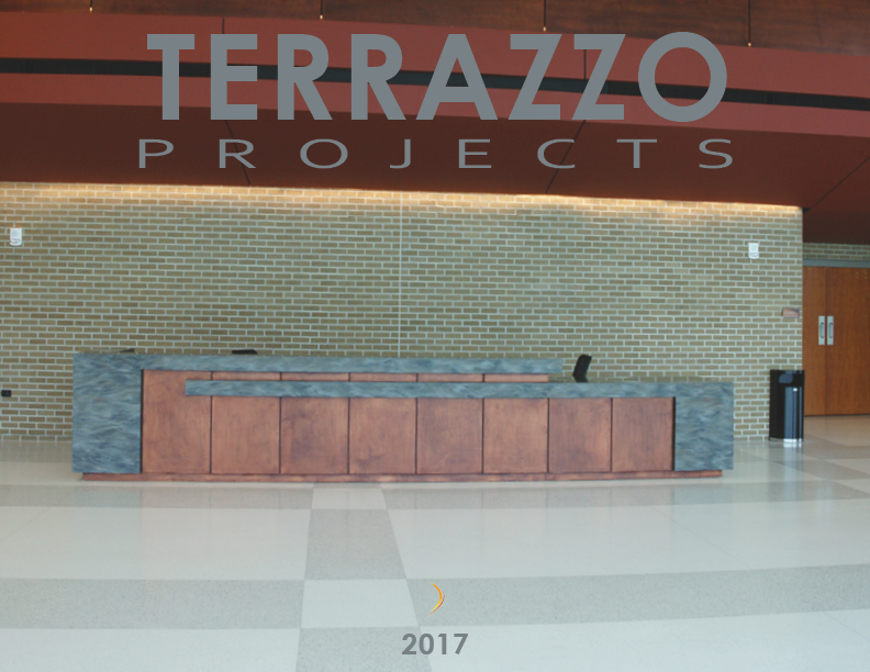 Doyle Dickerson Terrazzo Projects 2017