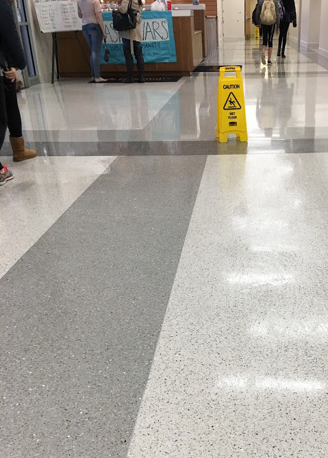 Cleaning Terrazzo Flooring
