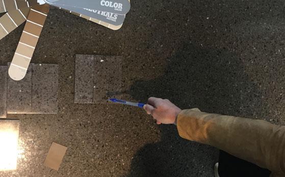 Terrazzo Repairs
