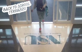 Back to School Terrazzo: Learning Spaces