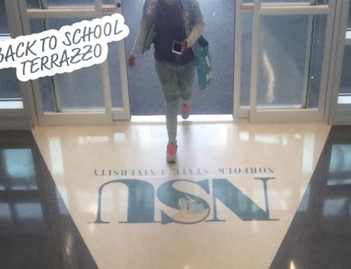 Back to School Terrazzo