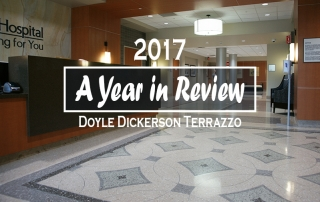 Terrazzo Year in Review 2017
