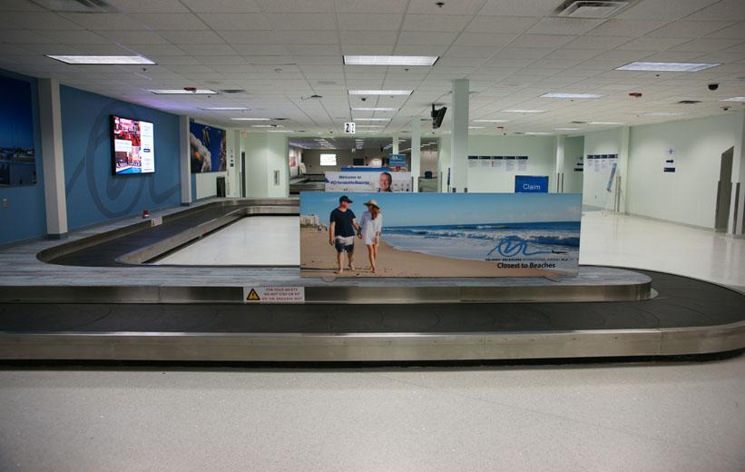Orlando Melbourne Airport Terrazzo Flooring