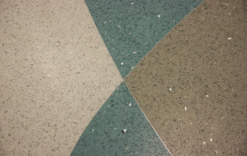 Terrazzo Floor Details