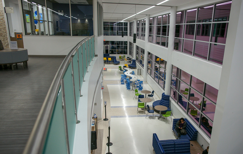 Seminole State College Terrazzo Flooring