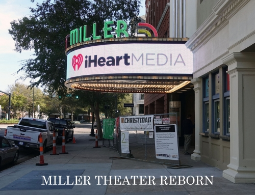 Terrazzo Restoration: Miller Theater Reborn