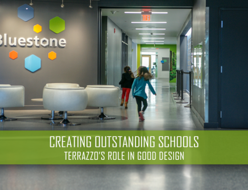 Creating Outstanding Schools: Terrazzo's Role in Good Design