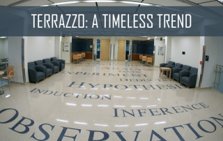 Terrazzo Timeless Trend