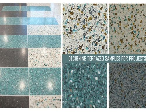 Terrazzo Samples Overview