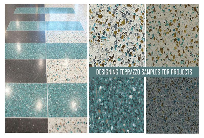 Terrazzo Green Flooring Doyle Dickerson Terrazzo
