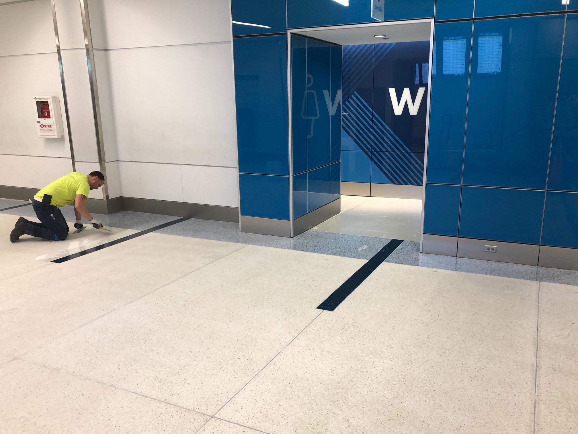 Terrazzo Installer