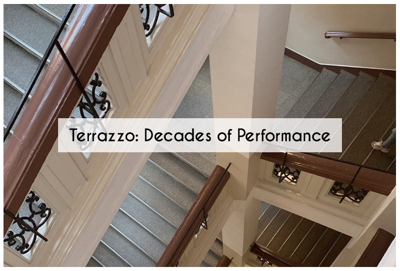 Terrazzo Decades of Performance