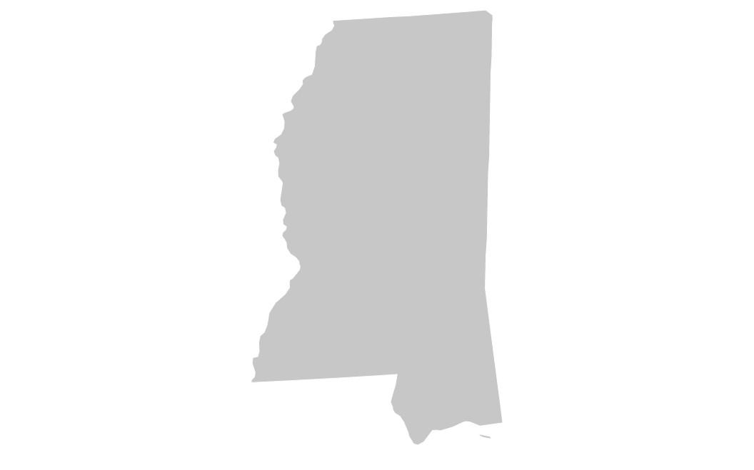 Mississippi - Terrazzo